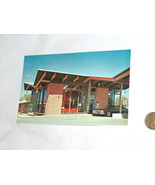 VTG 1960s Town House Motel Hotel Rate Reservation Price Card Omaha Nebra... - $9.37