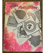 1940s woollies for babies, star potholders, gloves and mittens vintage p... - $5.94