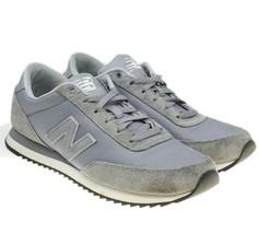 Men's New Balance 501 Casual Shoes Gun Metal/Silver Mink MZ501CRC Size 10.5 - $43.58
