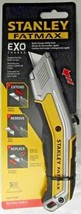 "Stanley FMHT10288 FatMax ExoChange 7-1/4"" Retractable Utility Knife - $6.93"