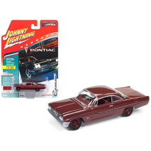 1961 Pontiac Catalina Coronado Red Poly Limited Edition to 1800pc Worldw... - $13.97