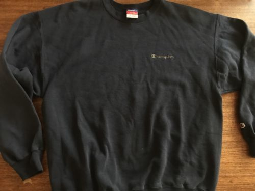7366c85e Vintage Champion Spellout Script Sweatshirt and 50 similar items. 12