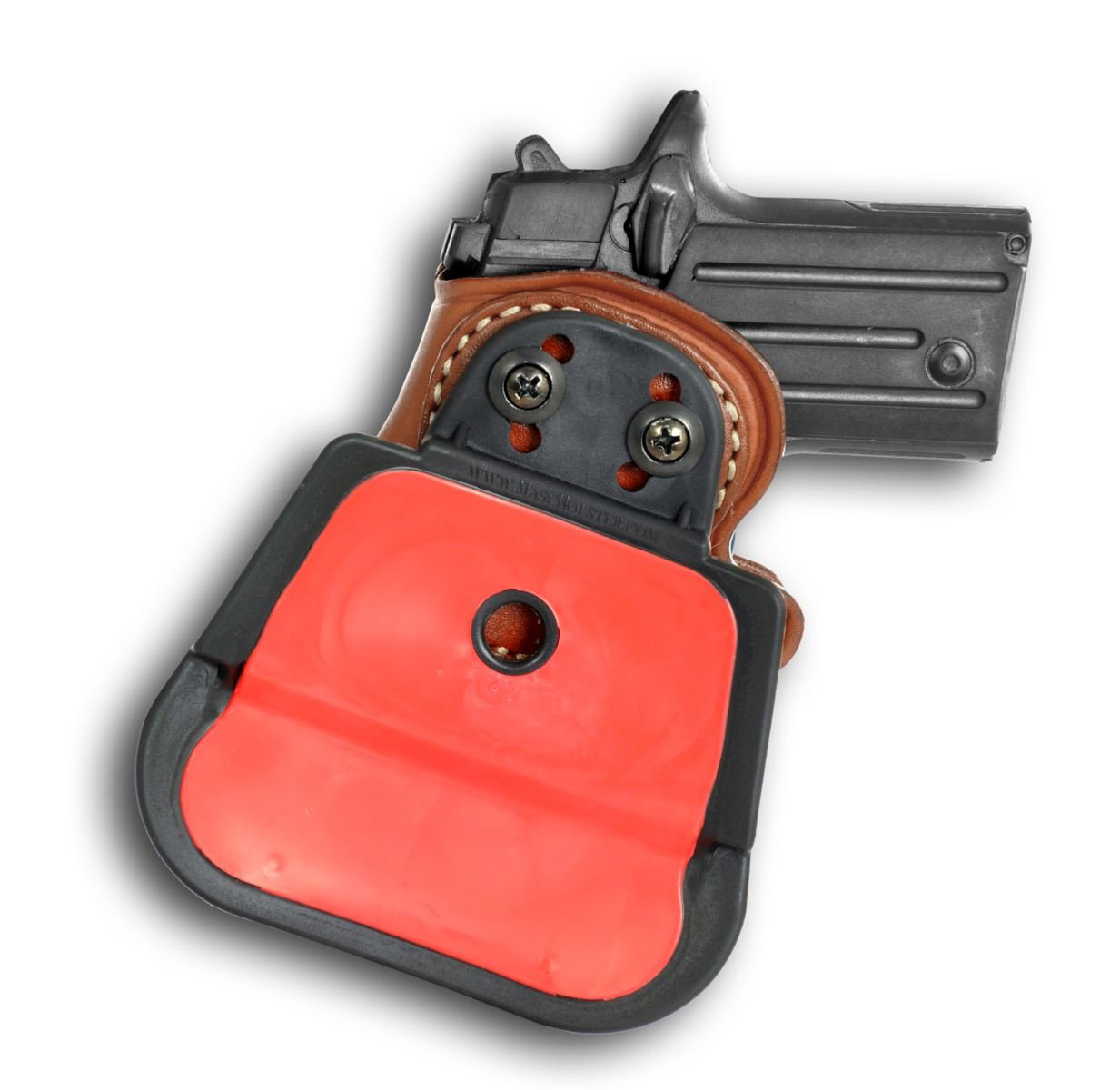 Masc Leather Paddle Holster Owb Open Top For and 50 similar