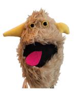 "B05 * Professional Light Brown ""Furgremlin"" Muppet Style Ventriloquist P... - $15.00"