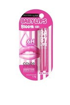Maybelline Baby Lips Moisturizing Lip Balm, Pink Bloom, 1.7g - $8.61