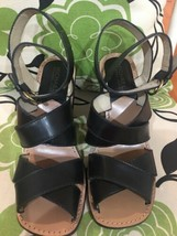 Michael Kors Strappy Sandals With High Heel - $44.55