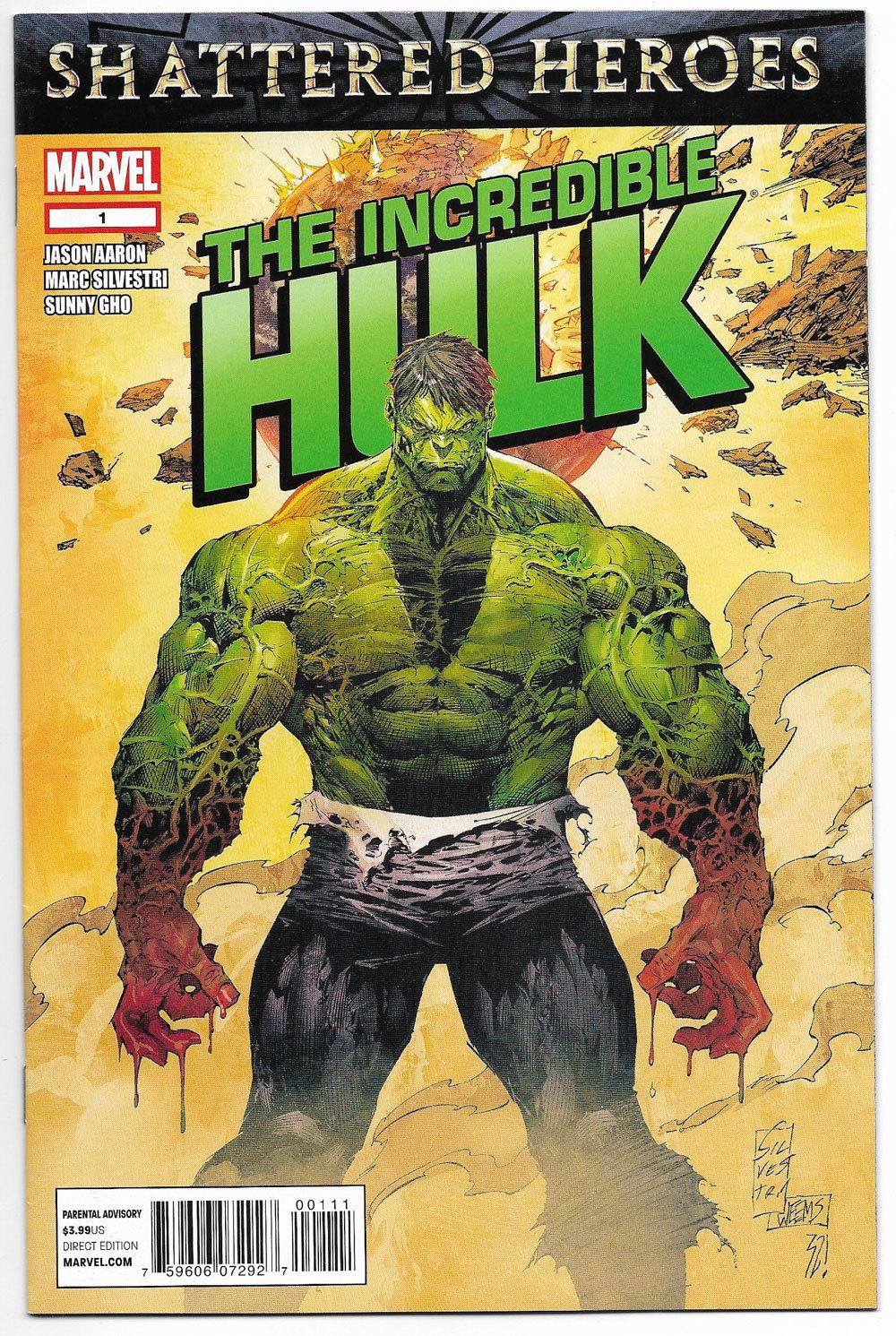 Hulk  1 vol4