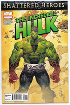 Incredible Hulk #1 Vol 4 2011 Marvel Comics (NM-) - $2.99