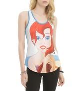 Disney The Little Mermaid Ariel Womens Tank Top S, M, L, XL - NWT - $12.62
