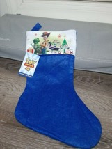 Brand New Toy Story 4 Christmas Stocking, Blue  - $11.83