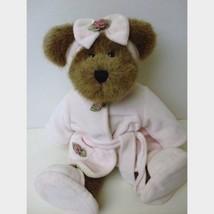 "Boyds Bears ""Isabel Grizbearg"" 12"" Plush Bear -GCC- #94892GCC -NEW- 2001 - $59.99"