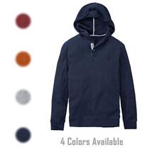 Timberland Men's Long Sleeve Wharf River Waffle Cotton Knit Hoodie 8203J - $39.99