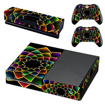 Floral wallpaper Decal Xbox one Skin for Xbox Console & 2 Controllers - $15.00