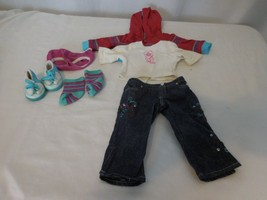 American Girl Doll 2004 Ready For Fun Outfit Complete Retired 2006  - $27.74