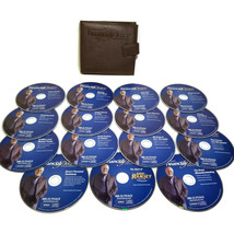 Dave Ramsey Financial Peace University CD Audio 15 Disc Set with Holder - $17.81