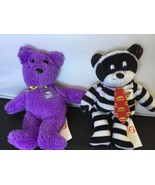 Ty McDonald's Teenie Beanie Baby Lot Of 2 KK - $9.89