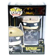 Funko Pop! Heroes 2003 Batman Red Son 80 Years Anniversary Vinyl Figure #312 image 1
