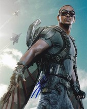 Anthony Mackie In-Person AUTHENTIC Autographed Photo COA The Falcon SHA ... - $75.00