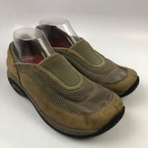 Merrell 9 US  Women Casual Sneakers Shoes Beige / Tan Air Cushion Jungle Equinox - $23.73