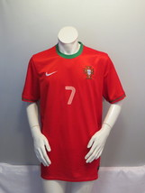 Team Portugal Jersey by Nike - 2014 Home Jersey #7 Ronaldo - Men's Extra Large - $75.00