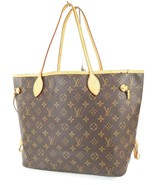 Authentic LOUIS VUITTON Neverfull MM Monogram Tote Bag Purse #38575 - $670.50