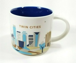 Starbucks You Are Here Collection Coffee Mug 2017 Twin Cities, Minnesota - $14.84