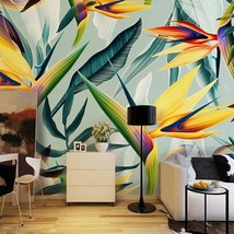 """3D Wallpaper """"Yellow Flowers"""" - $35.00+"""