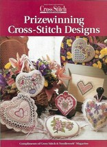 Prizewinning Cross Stitch Designs 7 page Leaflet from Cross Stitch & Nee... - $4.99
