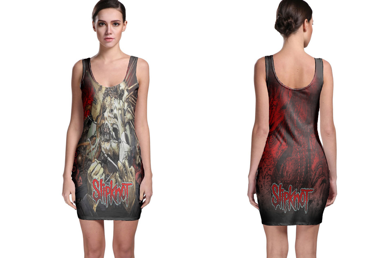 Primary image for Slipknot Bodycon Dress