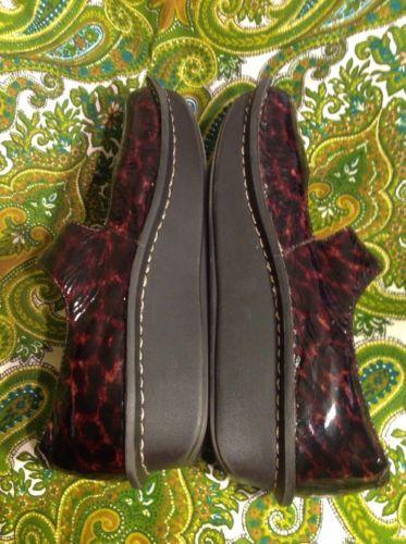 New Alegria Carina Women Shoes Aqua Flora