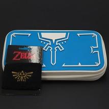 Legend of Zelda Breath Of The Wild Sheikah Nintendo Switch Travel Case W... - $16.82