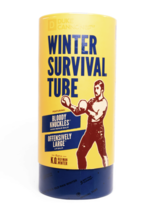 Duke Cannon Supply Co. Winter Survival Tube Skincare Hand Lip Balm Face Lotion image 2