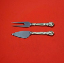 Chantilly by Gorham Sterling Silver Hard Cheese Serving Set 2-Piece Custom Made - $109.00