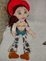 Disney Toy Story Cloth Doll Jessie The Yodeling Cowgirl - $19.00