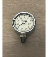 Air-Shields Inc. Centimetres Pressure Vacuum Gauge Hatboro, PA 2 KG/CM - $25.00