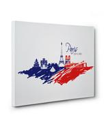 Paris CANVAS Wall Art Home Decor - $28.22