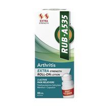 Rub A535 Extra Strength Arthritis Roll On 2 x 88ml Canadian  - $69.99
