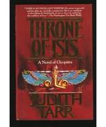 Throne of Isis [Apr 01, 1994] Tarr, Judith - $24.75