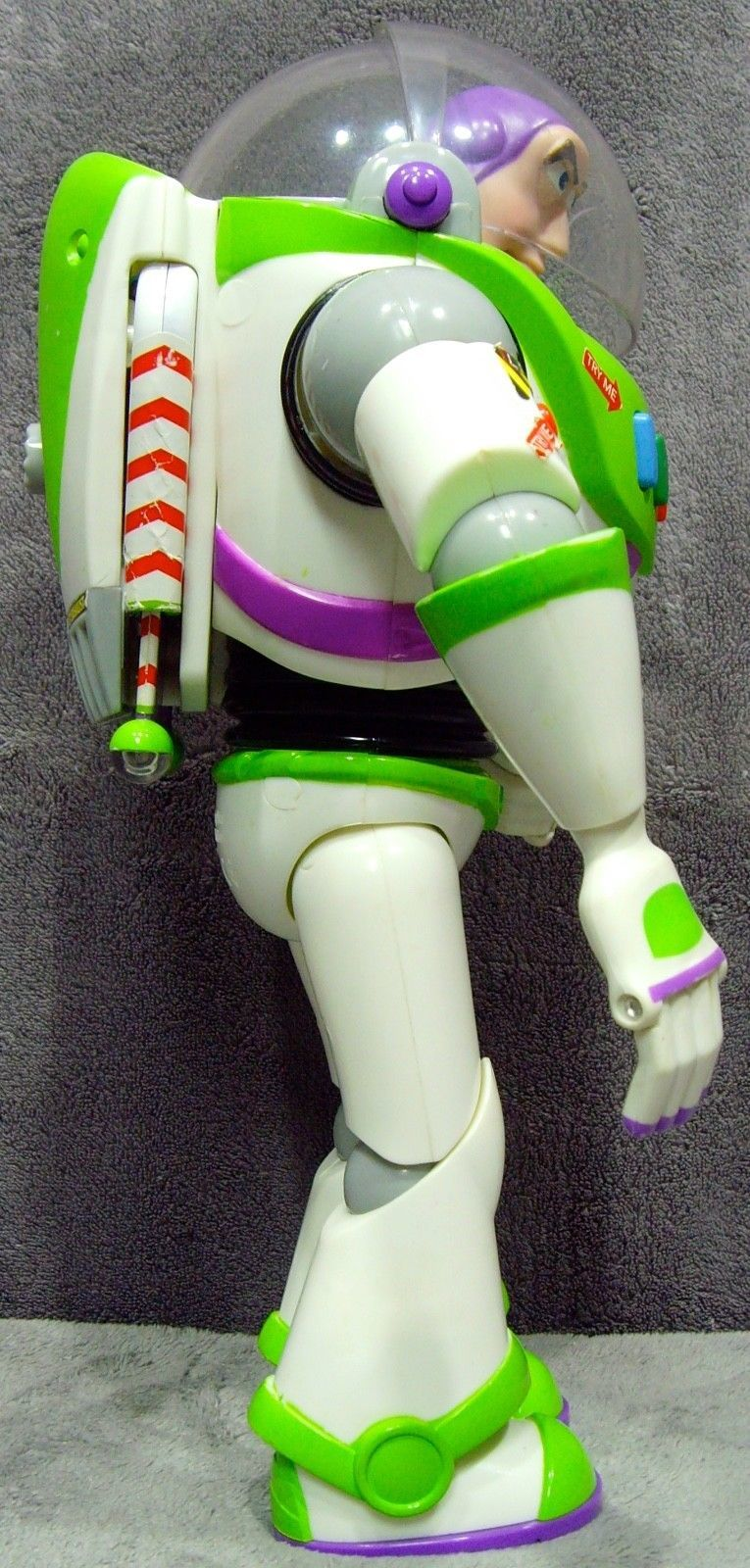 Disney/Pixar•Accessories Advanced•Talking Buzz Lightyear•12 inch Action Figure