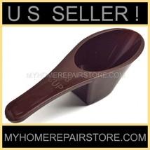 Stati Uniti Venditore! - Aiuti 2 Cucchiaio Plastica Marrone Caffè Misura... - €6,34 EUR