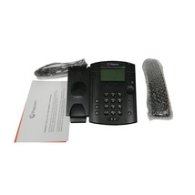 Polycom VVX 311 2200-48350-019 6 Total Lines IP Phone For Business Editi... - $144.39