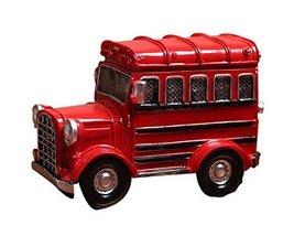 Nostalgic Retro Classic Beetle Home Decoration Handmade Car Decoration Props Red - $26.75