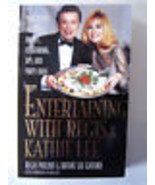 Entertaining With Regis & Kathie Lee by Barbara Albr... - $4.99