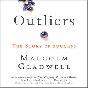 "Primary image for ""VERY GOOD COND"" OUTLIERS The Story of Success by Malcolm Gladwell (2011)"