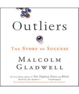 """VERY GOOD COND"" OUTLIERS The Story of Success by Malcolm Gladwell (2011) - $5.44"