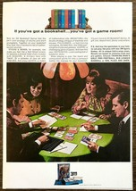 1967 3M Bookshelf Games PRINT AD Stocks & Bonds Acquire Twixt Quinto  Hi... - $10.89