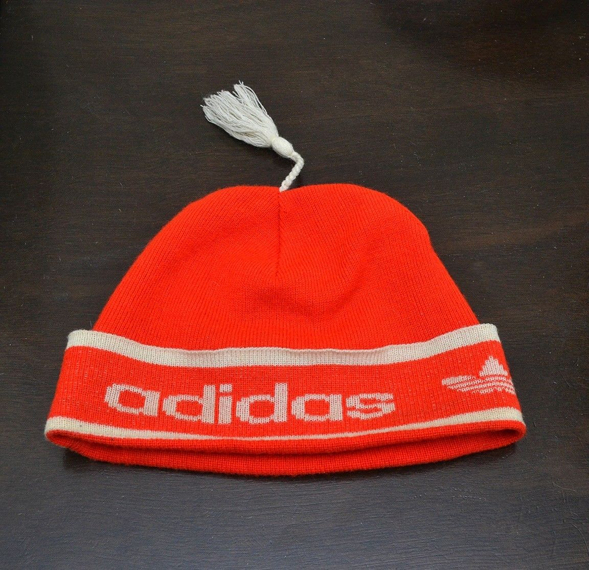 0063ec6549ebb Rare vintage Adidas knitted hat collectable and 50 similar items