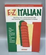 Baron's E-Z Italian A Beginners course - $13.81