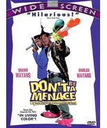 Dont Be a Menace... (DVD, 1999) - $6.00