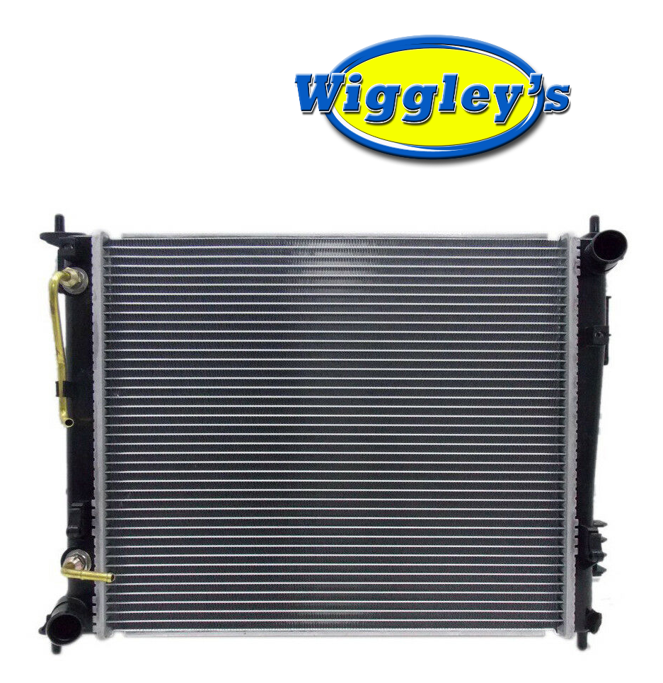 RADIATOR ASSEMBLY KI3010141 FITS 10 11 KIA SOUL 1.6